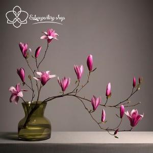Các kiểu cắm hoa lan đẹp lạ, hợp phong thuỷ, mang lại nhiều may mắn